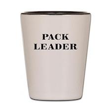Pack Leader Shot Glass