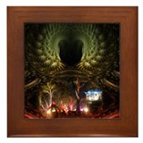 Nightspirit Framed Tile