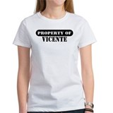 Property of Vicente Tee