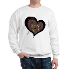 Sickle Cell Art 1 Sweatshirt
