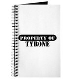 Property of Tyrone Journal