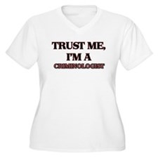 Trust Me, I'm a Criminologist Plus Size T-Shirt