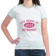 Life begins at 2014 Retirement T