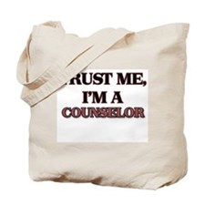 Trust Me, I'm a Counselor Tote Bag