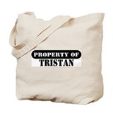 Property of Tristan Tote Bag