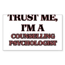 Trust Me, I'm a Counselling Psychologist Decal