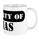 Property of Tomas Small Mug