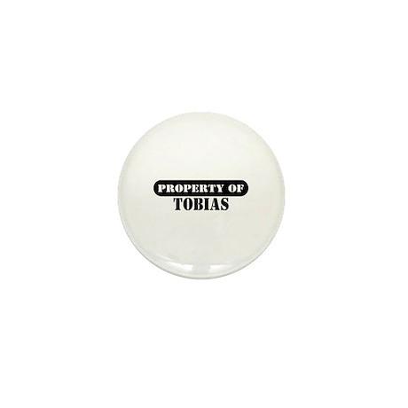 Property of Tobias Mini Button (10 pack)
