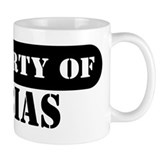 Property of Tobias Small Mug