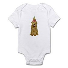 Goldendoodle Birthday Infant Bodysuit