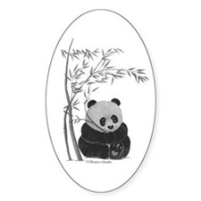Little Panda Decal