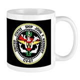 USS John F. Kennedy Coffee Mug