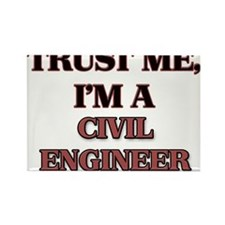 Trust Me, I'm a Civil Engineer Magnets