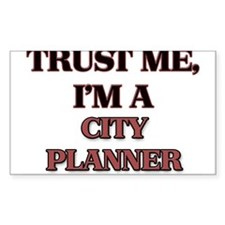 Trust Me, I'm a City Planner Decal
