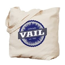 Vail Ski Resort Colorado - Blue Tote Bag