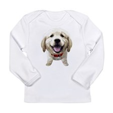 GoldenRetriever001 Long Sleeve T-Shirt