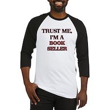 Trust Me, I'm a Book Seller Baseball Jersey
