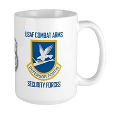 U.S. Air Force Security Forces Mug