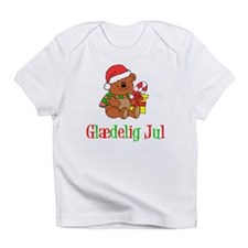 Glaedelig Jul Danish Child Infant T-Shirt
