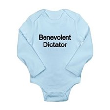 Benevolent Dictator Body Suit