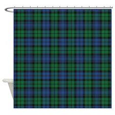 Tartan - Campbell Shower Curtain