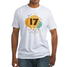 17th Birthday Party Shirt