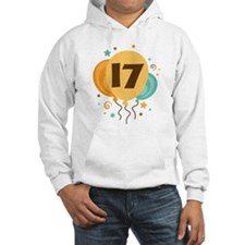 17th Birthday Party Hoodie