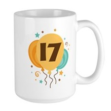 17th Birthday Party Mug