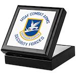 U.S. Air Force Security Forces Keepsake Box
