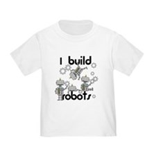 I Build Robots T