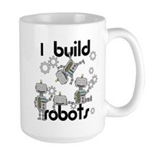 I Build Robots Mug