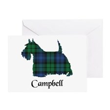 Terrier - Campbell Greeting Card