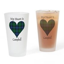 Heart - Campbell Drinking Glass