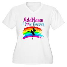 DANCING GIRL T-Shirt