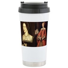 Anne and Elizabeth Ceramic Travel Mug