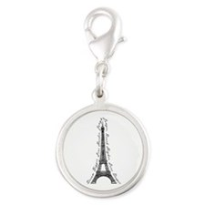 Paris Eiffel Tower Dream Bigger Inspirational Desi