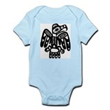 AbOriginalz Tribal Eagle Onesie