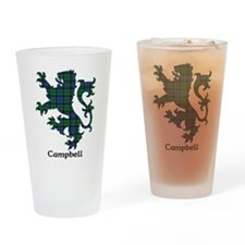 Lion - Campbell Drinking Glass