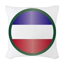 SSI - FORSCOM Woven Throw Pillow