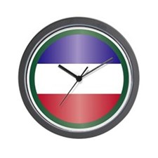 SSI - FORSCOM Wall Clock