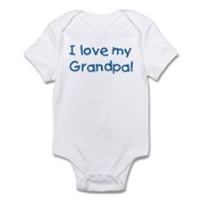 I Love My Grandpa! Infant Bodysuit