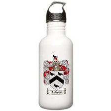 Lawson Coat of Arms Water Bottle