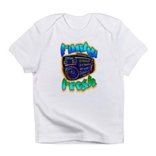 Funky Fresh Boombox Infant T-Shirt