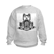 AbOriginalz Tlingit Bear Sweatshirt