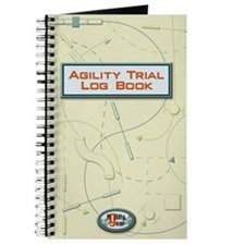 Agility Trial Log Book