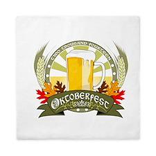 Oktoberfest 2014 Queen Duvet