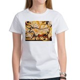 Second Bull, Cave Painting, L Tee