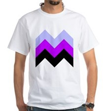 Purple Chevron Shirt
