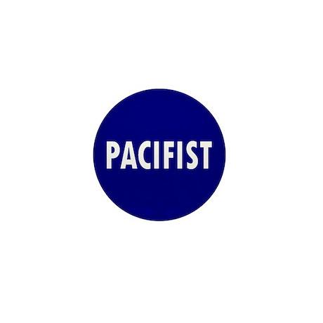 PACIFIST... Mini Button