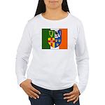 Four Provinces Shield Women's Long Sleeve T-Shirt
